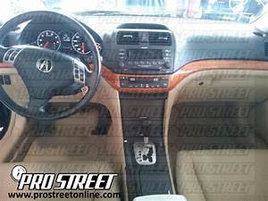 How To Acura Tsx Stereo Wiring Diagram