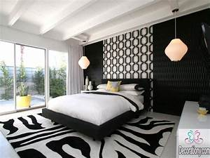 35 Affordable Black and White Bedroom Ideas - Decoration Y