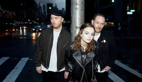Graffiti Chvrches Lyrics : Hear A New Duet From Chvrches And The National's Matt
