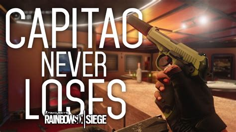 siege social translation one does not simply lose as capitao rainbow six siege