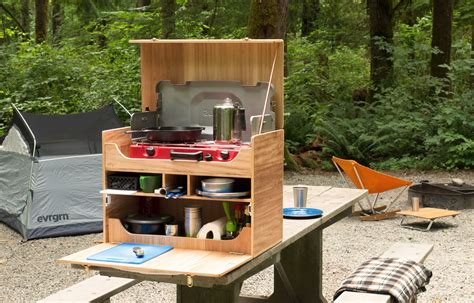 How To Build Your Own Camp Kitchen Chuck Box  Rei Coop