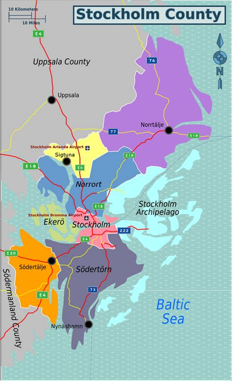 stockholm county travel guide  wikivoyage