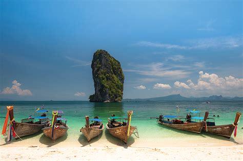 Amazing Scenery and Beaches of Krabi, Thailand | Goway