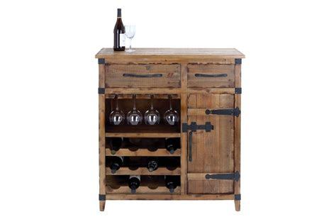 rustic wine cabinet rustic distressed wood wine storage cabinet in wheat oak