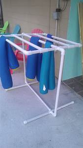 Pvc Towel Rack