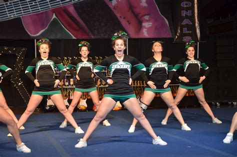 Divisions  Champion Cheer Central