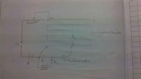 experimental physics   potetiometer experiment