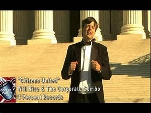 Citizens United The Musical - YouTube