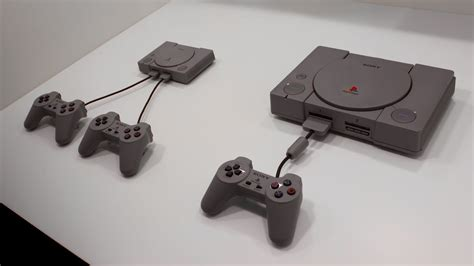 See How The Playstation Classic Measures Up To The