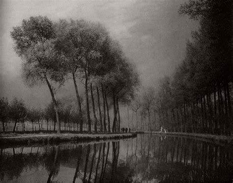 biography pictorial photographer leonard misonne