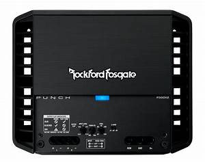 Rockford Fosgate P3 4 Ohm Wiring Diagram