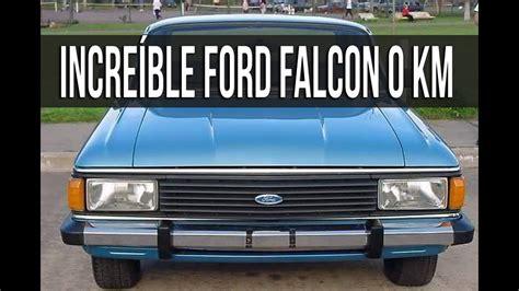 autos raros increible falcon  km youtube