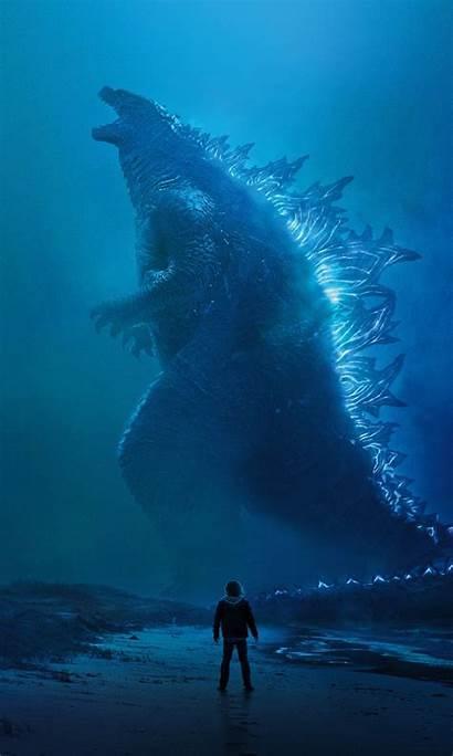 Godzilla 4k King Monsters 8k Wallpapers Iphone