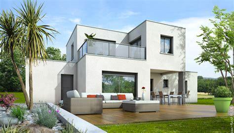plan villa moderne gratuit plan maison toit plat opaline maison contemporaine