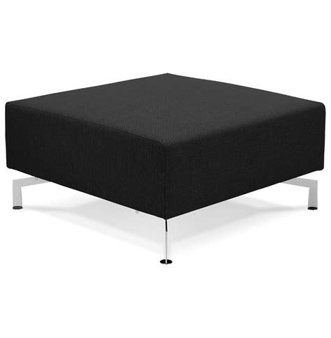 canap voltaire pouf de canapé voltaire one noir canapé modulable