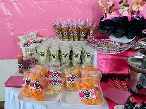 Blog Me: Minnie Mouse Table Party