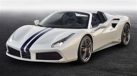 ferrari  spider  white spider  wallpapers