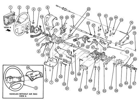 Diagram Ford Ranger Steering Column Wiring Full