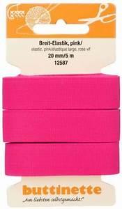 Gummiband Länge Berechnen : buttinette gummiband breit elastik pink breite 20 mm l nge 5 m online kaufen buttinette ~ Themetempest.com Abrechnung