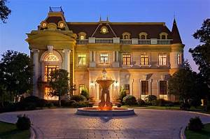 The Mansions At Sheshan Golf Club In Shanghai, China