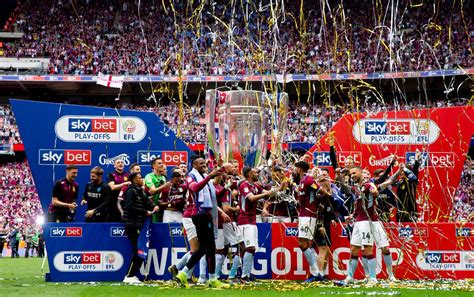Driven on perhaps by the. We Need to Talk About: Aston Villa's Promotion Winning Game