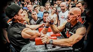 World Armwrestling League News