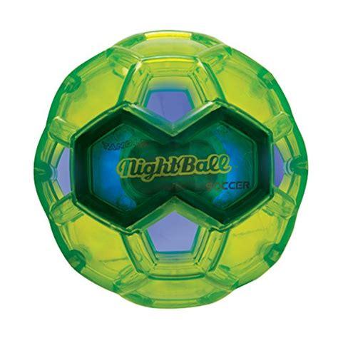 large light up balls tangle nightball glow in the dark light up led soccer ball