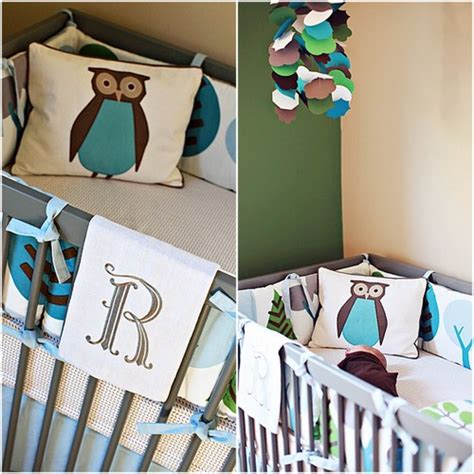 baby boy nursery ideas owl nursery baby room ideas