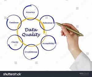 Diagram Of Data Quality Stock Photo 259247090   Shutterstock