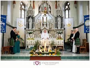 Wedding at St Patricks and Christ The King Hall, Glasgow