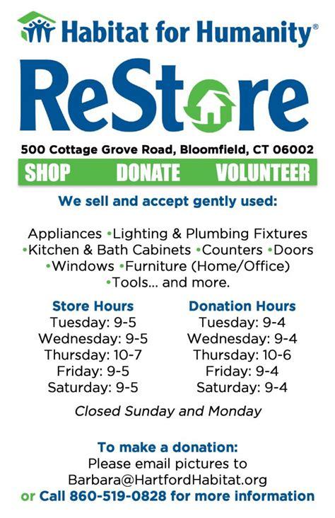restore restore center harford ct