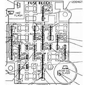 1994 Chevy Truck Fuse Diagram  Printable Worksheets And