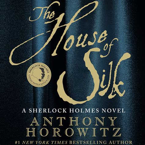 audiobook silk horowitz anthony derek jacobi holmes sherlock aarp audiobooks