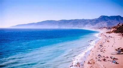 Malibu Beach California Zuma Beaches Trip Road