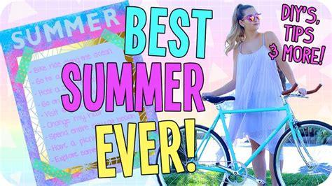 summer  diys tips