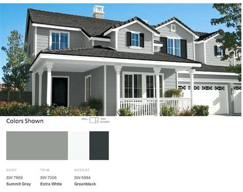 exterior house color combinations 2015