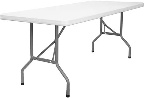 White Plastic 8' Folding Table  Area Rental & Sales. Self Closing Drawer Slides. Adjustable Height Desk Platform. Painted Wood Coffee Table. Kitchen Cabinet Hardware Drawer Slides. Office Chair And Desk. Cabinet Drawer Organizers. Richmond Executive Desk. Bunk Bed On Top Desk On Bottom
