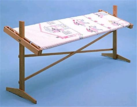 adjustable quilting frame plan cherry tree toys