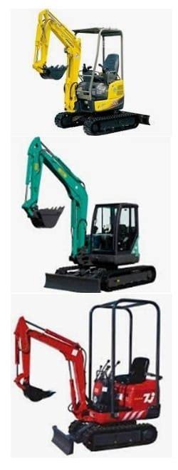 compare mini excavator prices calculate  cost   priceitherecom