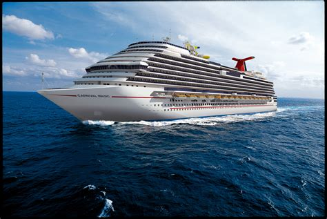 Texas-Based Carnival Magic Cruise Ship Stuck At Sea With 4633 Passengers And Dallas Healthcare ...