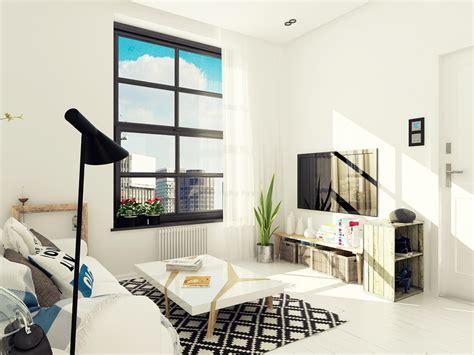4 Interiors Under 40 Square Meters