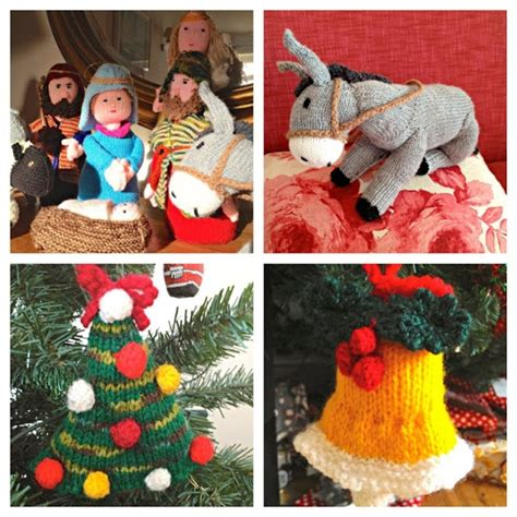 132 best images about knitting christmas on pinterest