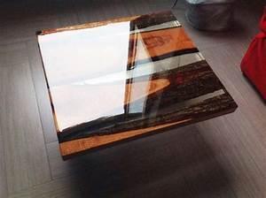 Table En Bois Et Resine : fabriquez votre table en bois et r sine resin pro sasu ~ Dode.kayakingforconservation.com Idées de Décoration