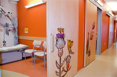 seattle childrens hospital bellevue clinic  behance