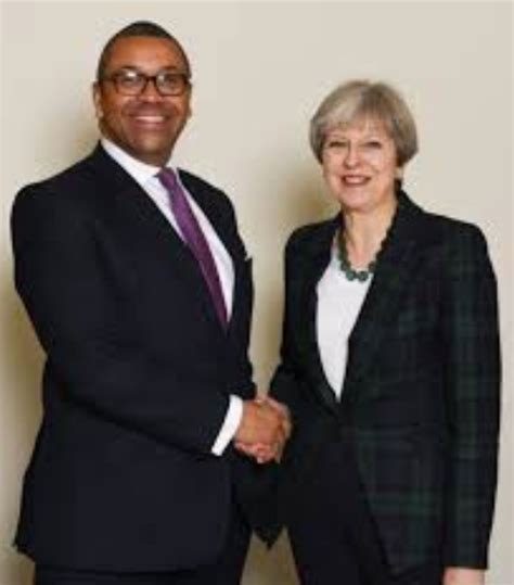 deputy chair  uk conservative party   supports pm