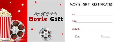 gift certificates template  gift certificate