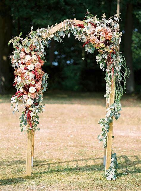 Colorful Bohemian German Wedding Country Wedding