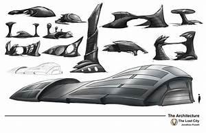 futuristic buildings drawings - Google zoeken   TITA ...