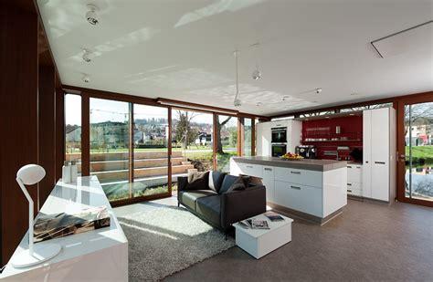 Wohnzimmer Küche Kombinieren by Tischlein Klapp Dich