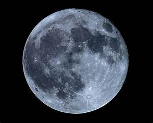 January Full Moon 2017: When to See the 'Full Wolf Moon'